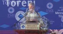 Ömer Madra | Boğaziçi Üniversitesi 146. Mezuniyet Töreni
