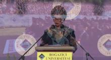 Rektör Prof. Dr. Gülay Barbarosoğlu | Boğaziçi Üniversitesi 149. Mezuniyet Töreni