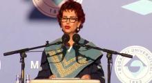 Rektör Prof. Dr. Gülay Barbarosoğlu'nun Konuşması