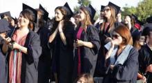 Mezuniyet Töreninden Fotoğraflar | Boğaziçi Üniversitesi 146. Mezuniyet Töreni