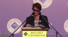 Ayşe Cihan Sultanoğlu | Boğaziçi Üniversitesi 149. Mezuniyet Töreni