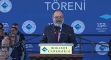 Konuk Konuşmacı Mehmet Nane | Boğaziçi Üniversitesi 152. Mezuniyet Töreni