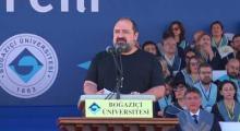 Boğaziçi Üniversitesi 151. Mezuniyet Töreni | Konuk Konuşmacı Nevzat Aydın